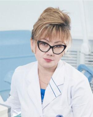 Ганиева Ирина Алексеевна