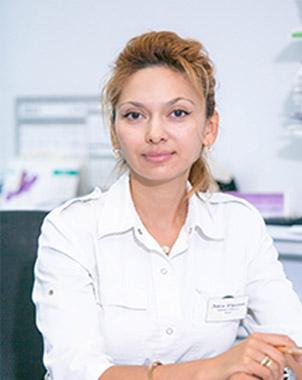 Хубоншоева Лейла Юрьевна